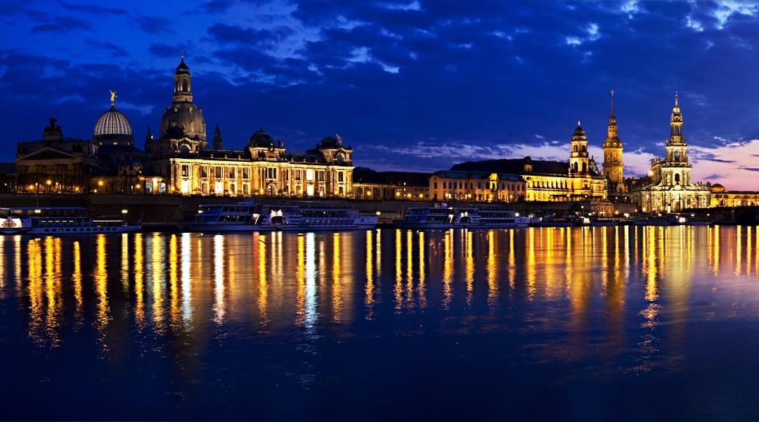 Dresden im Mai