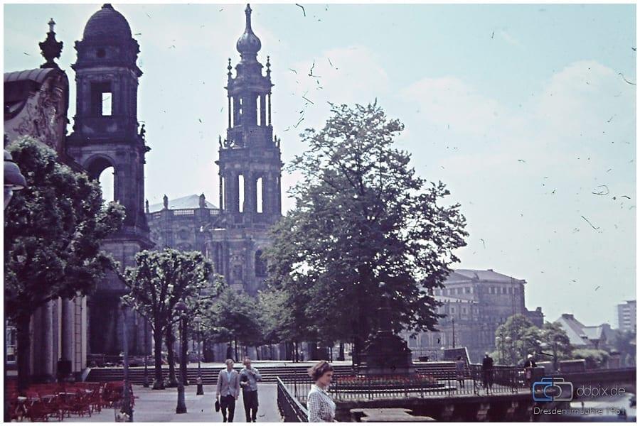 Dresden in den 60er Jahren
