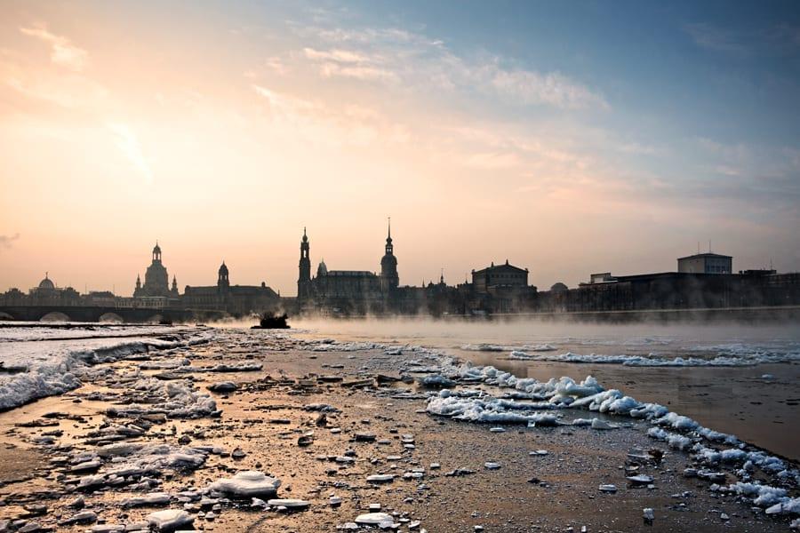 vereistes Dresden