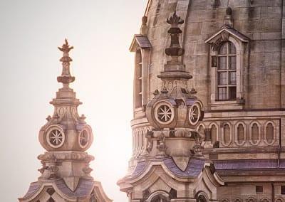 Die Frauenkirche im Detail
