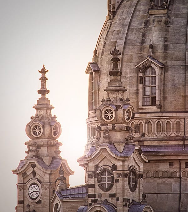 Frauenkirche im Detail