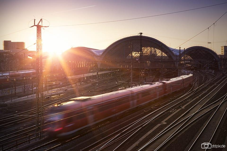Guten Morgen Hauptbahnhof