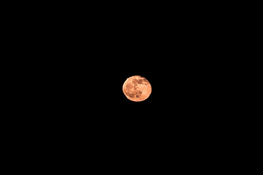 Der Große Mond…