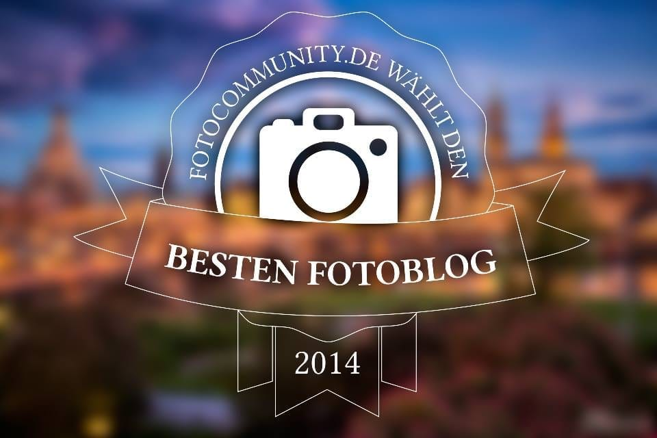 Wahl zum Fotoblog des Jahres