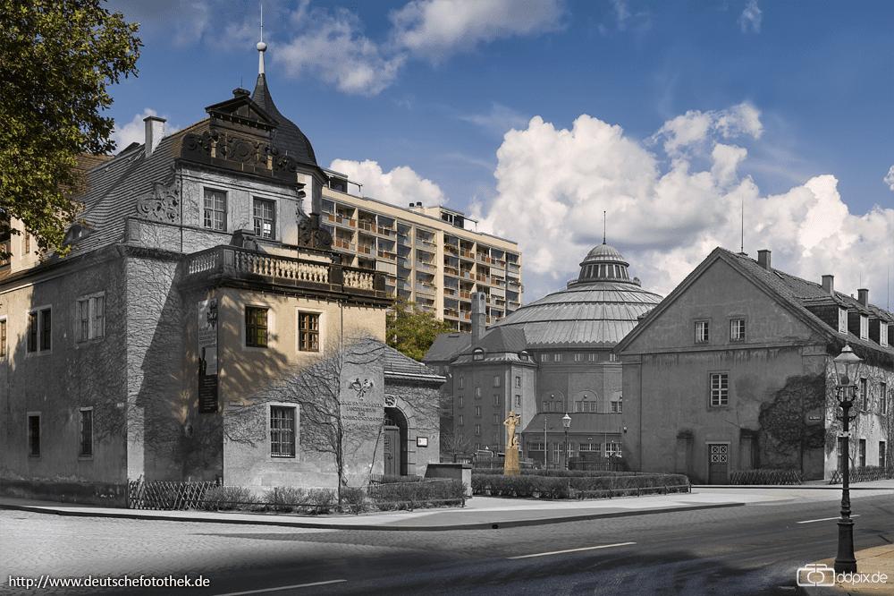 Dresden damals & heute | 4