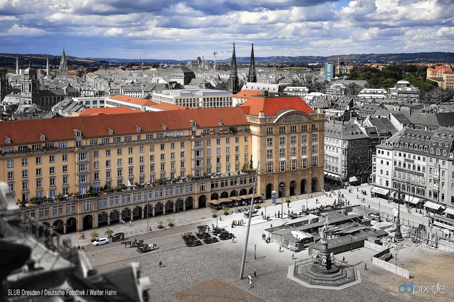 Dresden damals & heute | 7