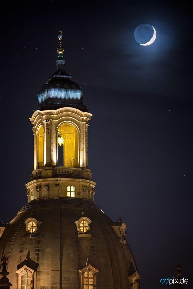 Orionnebel über Dresden