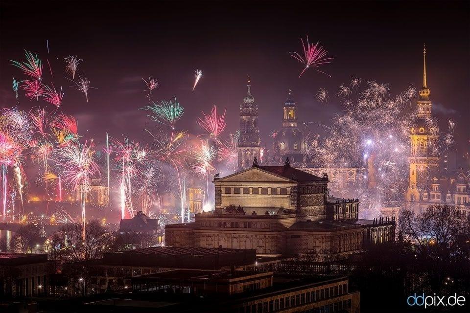 Feuerwerk fotografieren – Tipps & Tricks