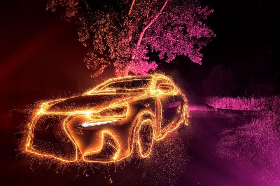 Lichtmalerei (Lightpainting) – Tipps und Tricks
