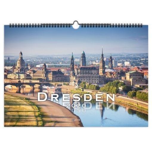 Dresden Kalender 2020 Titelblatt