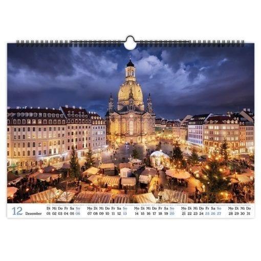 Dresden Kalender 2020 Dezember