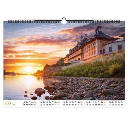 Dresden Kalender 2020 Juli
