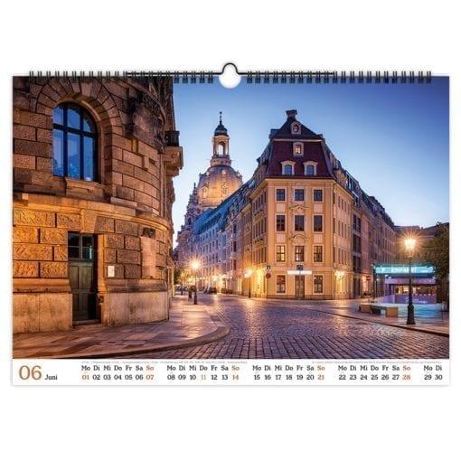 Dresden Kalender 2020 Juni