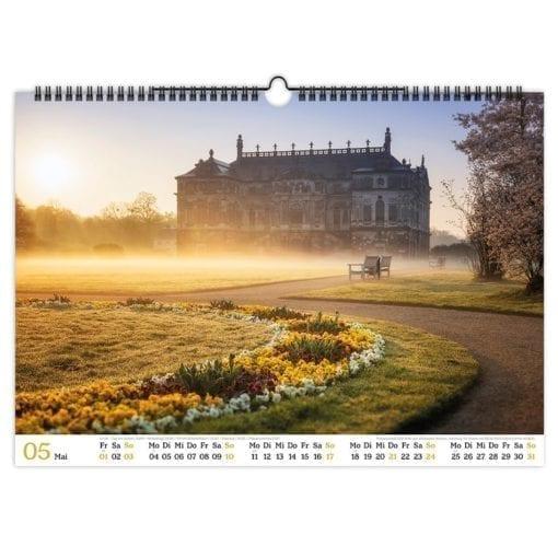 Dresden Kalender 2020 Mai