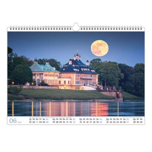 Dresden Kalender 2021 Juni