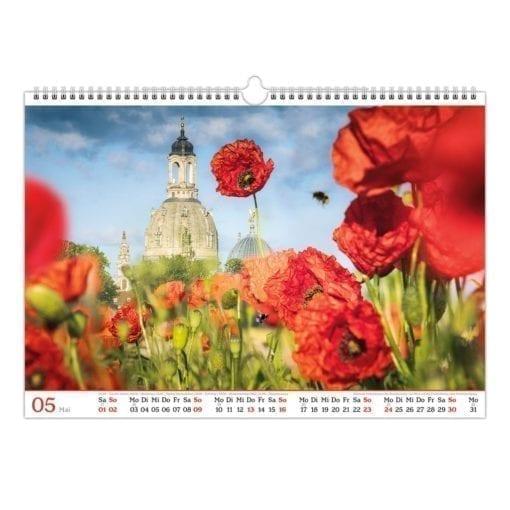 Dresden Kalender 2021 Mai